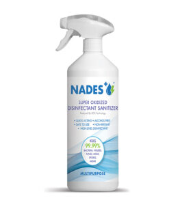 NADES Super Oxidized Baby Disinfectant 1L