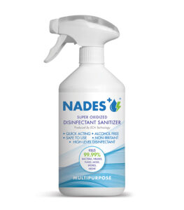 NADES Super Oxidized Baby Disinfectant 500ml